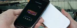 Samsung Galaxy S3 in schwarz bald im Handel