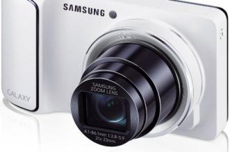 Samsung Galaxy Camera Video