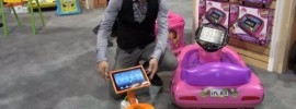 Apple iPad am Hintern?