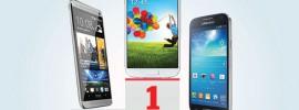 Akku-Test: Gewinner Samsung Galaxy S4, Verlierer iPhone 5s und 5c!