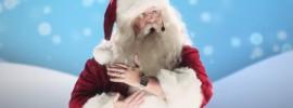 Video of the Day: Samsung Weihnachtsmann rockt mit Galaxy Gear Smartwatch die Bühne