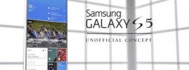 Video Galaxy S5 – Konzeptstudie