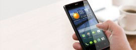 Acer Liquid E3 – Innovatives Mittelklasse Android Smartphone?