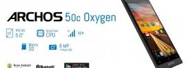 ARCHOS 50C: Erstes Archos Octacore Smartphone auf der Cebit 2014