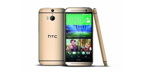 HTC One M8: Smartphone-Version mit Dual-SIM-Slot?