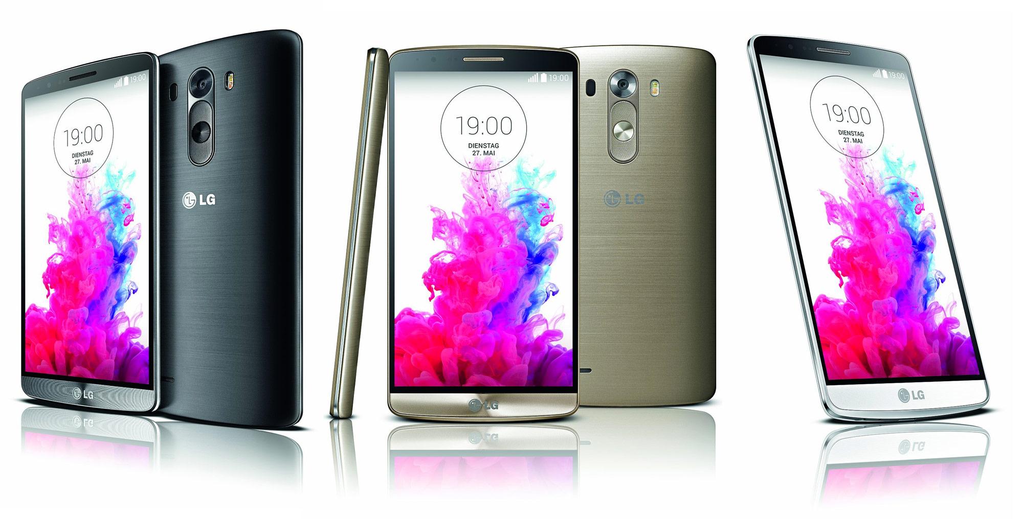 lg g3 smartphone weist oft risse am mikrophon auf andronews. Black Bedroom Furniture Sets. Home Design Ideas