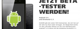 Android 4.4 Kitkat Beta Download für Huawei P6