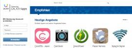 Aus Samsung App Store wird Galaxy App Store