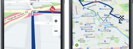 Nokia HERE Beta für Samsung Galaxy Android Smartphones