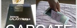 #GAPGATE: Samsung Galaxy Note 4 macht Probleme