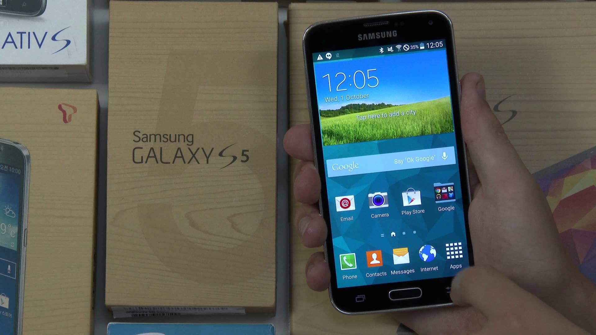 Video thumbnail for youtube video Android L: Vorstellungsvideo der Software-Aktualisierung auf dem Galaxy S5 - andronews