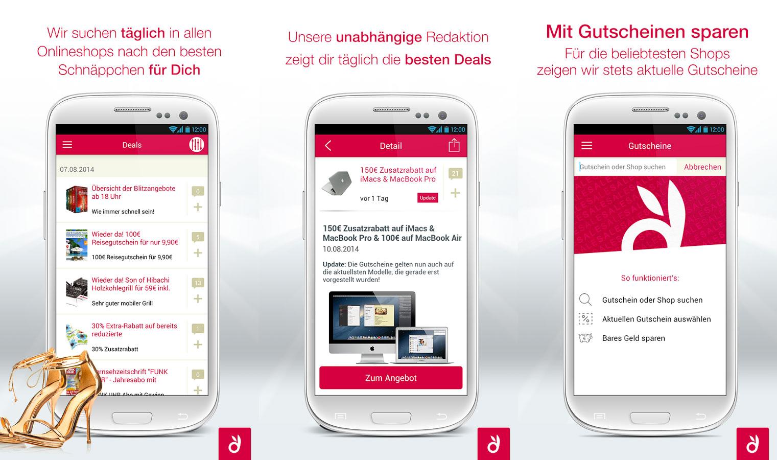 dealbunny-android-schnaeppchen-app