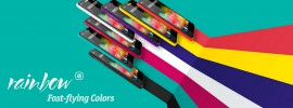 Wiko Rainbow 4G: günstiges buntes LTE Android Smartphone für Einsteiger