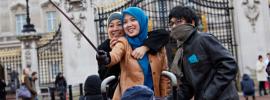 """Kommt der """"Selfie-Halter"""" auch nach Deutschland?"""