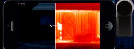 Seek XR -Wärmebildkamera für Mobile Devices
