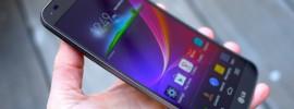 LG stellt auf der CES 2015 das LG G Flex 2 mit gekrümmten Bildschirm vor