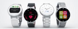 Alcatel Onetouch Smartwatch: Kompaktes Low-Budget Modell angekündigt
