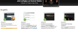 Amazon Instant Video – VOD-App endlich auch für Android Tablets verfügbar