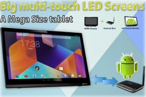 Hannspree Android Box: Ideal für XXL-Tablets und Desktop-PC-Alternativen
