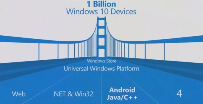 Bald einfache App-Umsetzung: Microsoft plant vereinfachte Kompilierung für Android Apps an