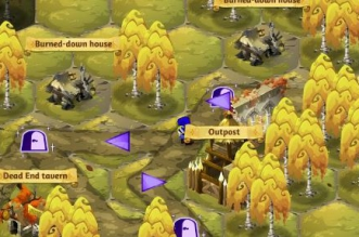 Crowntakers: Android Strategie-Hit mit RPG-Elementen und liebevoller Grafik