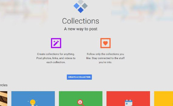 Google+ Collections: Neues Feature integriert