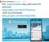 Periscope ist jetzt endlich auf für Android erhältlich!