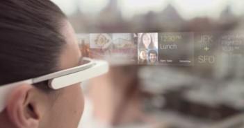 Kommt eine neue Variante der Google Glass Datenbrille?