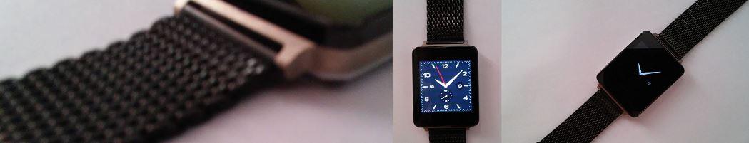Edel: Ein ganz neuer Look für die Watch