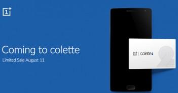 OnePlus 2 Verkaufsaktion in Paris