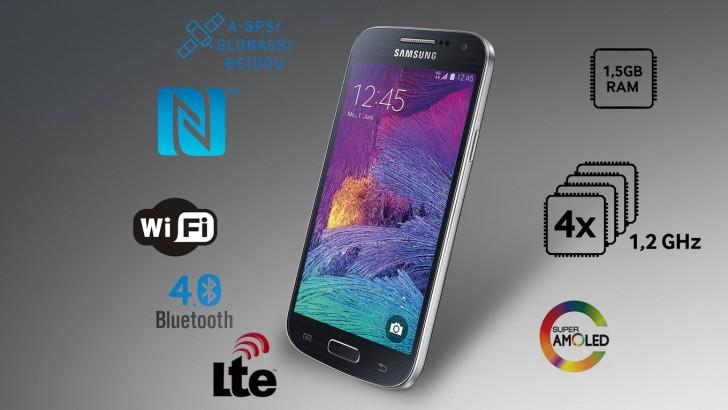 Galaxy S4 Mini Plus Samsungs Kleines Smartphone Kommt Nach Europa