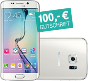 Samsung Galaxy S6 edge 32 GB weiß + MagentaMobil L Plus mit Top-Handy Premium + Sprachnachrichten direkt auf dem Smartphone in beliebiger Reihenfolge abrufen.