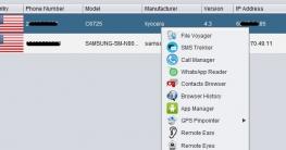 Spionage-Software DroidJack