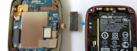 ZenWatch 2 Teardown: Mini-Lautsprechereinheit entdeckt