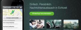 Gute Idee: WhatsApp & Google Drive-Backup-Unterstützung