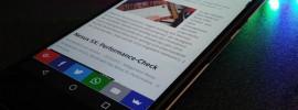 Google Now: Endlich, WhatsApp mit Sprachsteuerung!