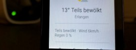 Google App Beta: Neuer Look in Android Wear