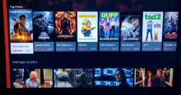 Google Play auf dem großen TV