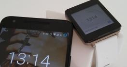 Nexus 5X & LG G Watch