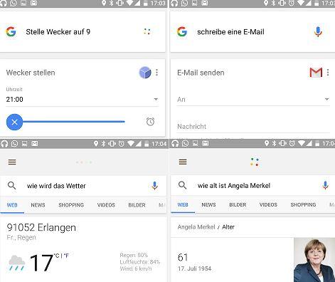 Ok Google Sprachsteuerung Anwendungsbeispiele