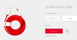 Das Type-C-Kabel von OnePlus
