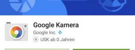 Nexus 5X: Google Kamera Version 3.1.021 exklusiv für Google-Devices?