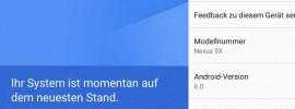 Nexus 5X & Nexus 6P: Android 6.0.1 Update im Anflug