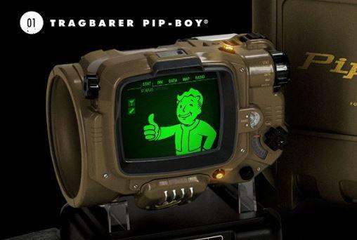 pipboy gadget
