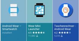 Neu: Mini Play Store über Google-Suche