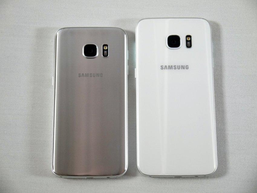 Samsung Galaxy S7/ SPERRFRIST 21.1.16/ 19 Uhr