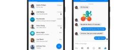 Facebook Messenger: Android-Version erhält überarbeitete Version
