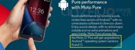"Android ""O"": Motorola enthüllt kommendes Google-Betriebssystem"