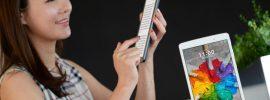 """LG Pad 3 8.0: Neues Tablet mit """"E-Reader""""-Funktionen vorgestellt"""