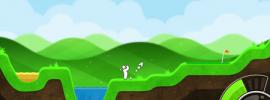 Super Stickman Golf 3: Ab Anfang Juli golft ihr auf dem Smartphone
